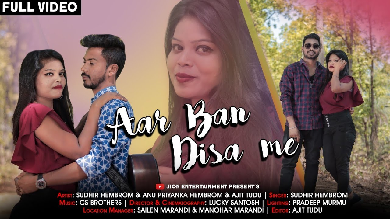 Download Aar Ban Disa Me Full Video//Sudhir Hembrom//Santhali song//2021