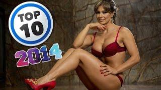 Top 10 Pornstars 2014