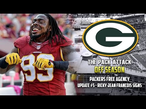 Green Bay Packers | Off Season | Free Agency Recap #5: Ricky Jean Francois Signs With Packers