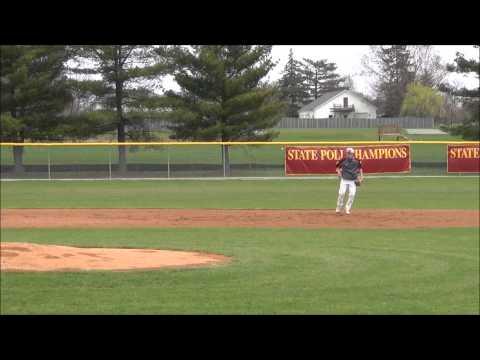 Nate Reich- SS, 3B, 2B - Baseball Walsh Jesuit High School Class of 2016