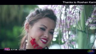 Reshamai Ko Pacheuri | New Nepali Aadhunik Song 2016/2073 | Balram Samal | The Melody Creation
