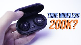 Tai nghe true wireless 200k cực ngon!