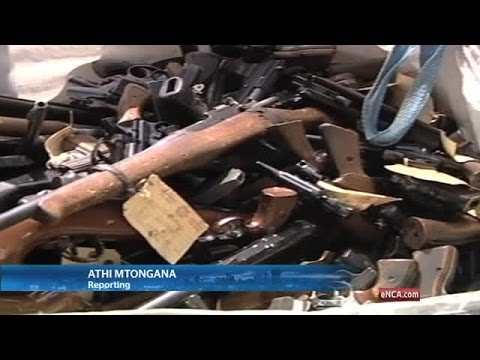 ANC to review Firearms Control Act