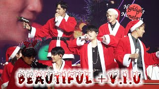 하사누 하이라이트 HIGHLIGHT Concert Beautiful V I U 4K multi