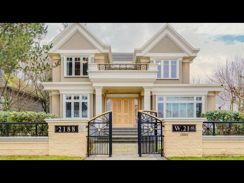 2188 W21st Ave, Vancouver | TWR Home Staging x Gary Geng