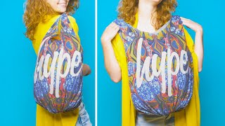 Nothing Lasts Forever…But You Can Reuse Your Clothes Back to Life! 20 Clothing Hacks by Crafty Panda