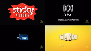 Sticky Pictures/ABC/eOne/Teletoon Original Production thumbnail