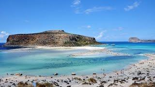 Balos (Creta, Grecia) Vlog(Piccolo vlog ambientato a Balos, bellissima località dell'isola di Creta., 2016-08-28T01:06:09.000Z)