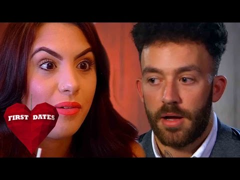 Will Dean Scare Date With History Of Cheating?  | First Dates Hotel