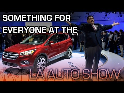 Something for Everyone at the LA Auto Show - Autoline After Hours 311