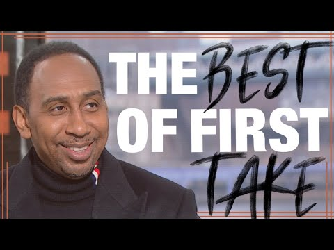 The Best of First Take: Max gets roasted for wearing MC Hammer pants, Stephen A. jinxes the Cowboys?