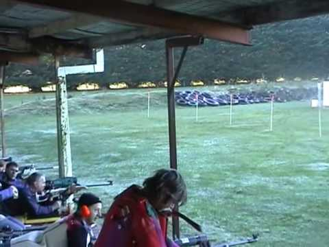 Small bore shooting :Target Rifle Victoria: State Dual Range Championships of Victoria June 2009