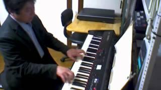 旅立ちの日に/小嶋 登・坂本浩美/ピアノソロ・バージョン