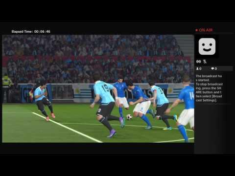PES 2016 URUGUAY WORLD CUP