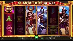Gladiators Go Wild (WILD FEATURE)