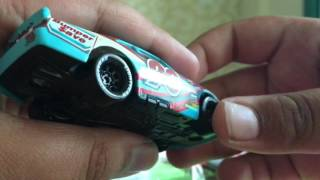 Cars 3 Diecast Review | Ponchy Wipeout | WhitePotatoYT