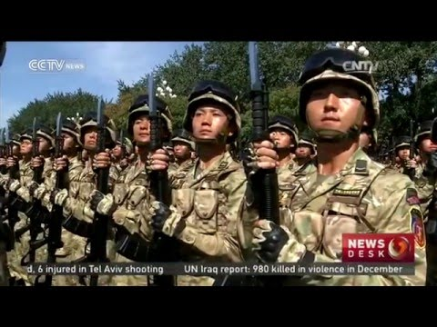 Chinese military reforms to improve combat capabilities