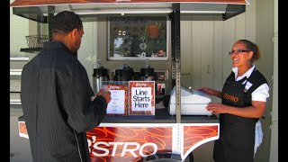 Coffee Push Carts | Beverage, Drinks, Hot & Cold - Cart-king