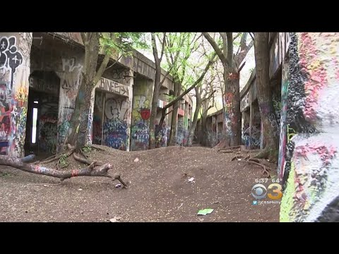 Increased Crime Leads To Closing Of Philadelphia's Graffiti Pier