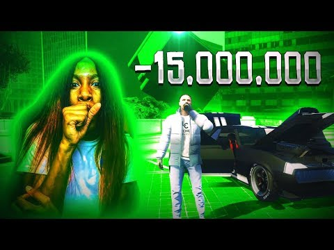 Spending Millions On GTA5 In 21 Minutes , I'm The Richest Female EVER!!
