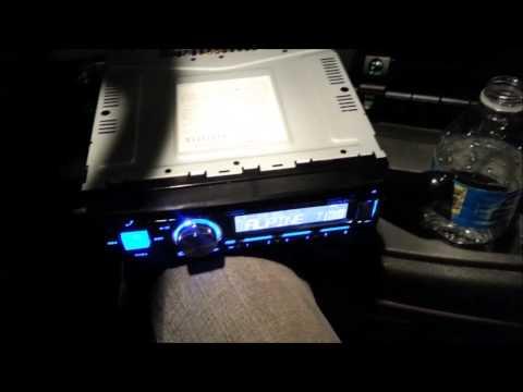 Installing Alpine head unit in my Freightliner Cascadia - YouTubeYouTube