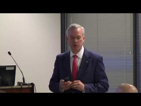 "Brown Bag Lunch Series - ""Texas High Speed Rail"" - January 20, 2014"