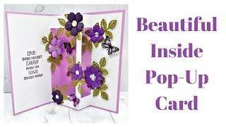 Inside Pop Up Card | Original Design