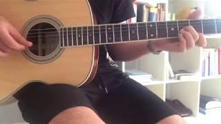 Anilan ny tiana (Rossy guitar parts)