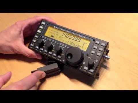 *** NEW NEW NEW *** Palm Radio PICO PADDLE Mounting Kit MK-KX3 for Elecraft  KX-3