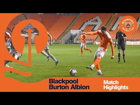 Blackpool Burton Goals And Highlights
