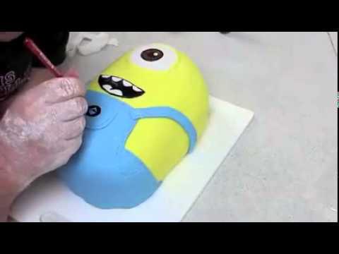 Mimoní dort (návod) | P&K