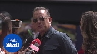 Tom Hanks Attends The European Premiere Of Toy Story 4