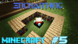 Enchanting/Fortune III! | Minecraft Vanilla 1.8 Survival Ep. 5
