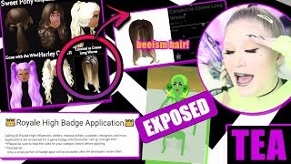 NEW APARTMENTS NEWS! UGC HAIR ADDED! BADGE APPLICATIONS OPEN! Royale High Leaks & Updates