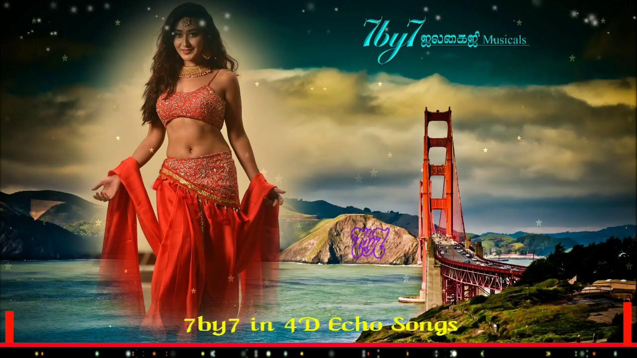 Tu Cheez Badi Hai Mast 🌷 4D Effect 7 1 Surrounding Songs 🌷 Hindi Songs
