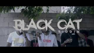 Gage Ft. Clymaxx & Propa Fade - Black Cat Riddim (Medely) (Clean) [Official Music Video]
