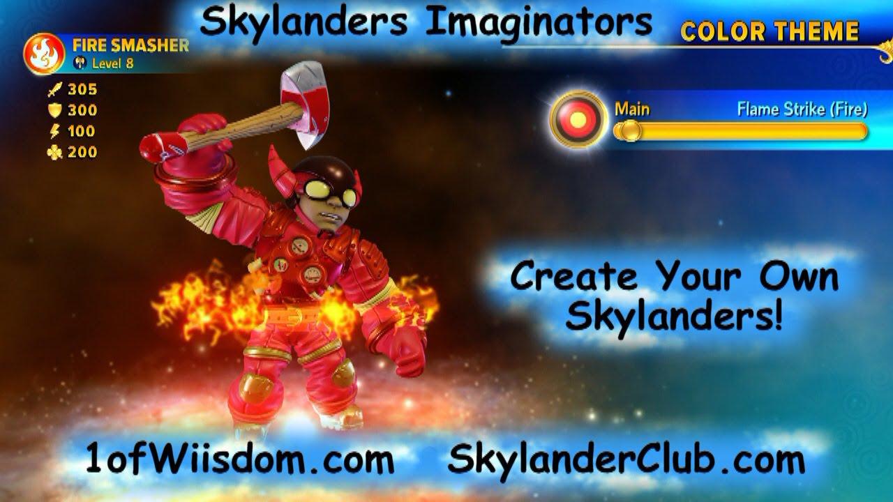 Uncategorized Make Your Own Skylander skylanders imaginators create your own skylander youtube skylander