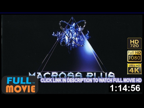 macross plus movie edition remastered 1080p video
