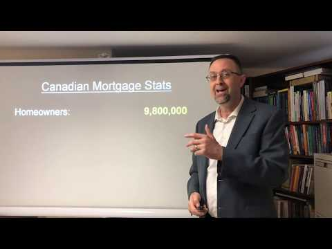Mortgage Market Update / Mortgage Stats You Did Not Know / Homeownership / Mortgages / Canada