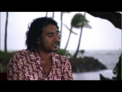 Naveen Andrews interview with skyone