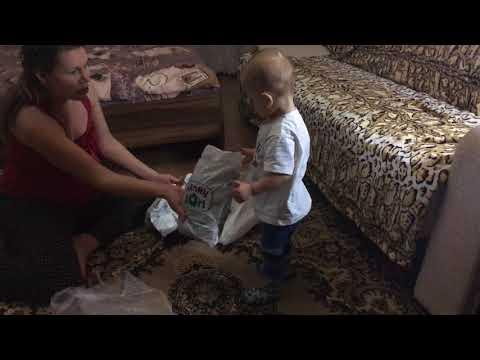 Видео Подарок крестной от маленькой крестницы