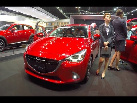 new hatchback 2018 mazda 2 2018 youtube. Black Bedroom Furniture Sets. Home Design Ideas