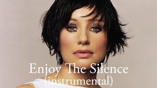 04. Enjoy the Silence (instrumental cover + sheet music) - Tori Amos