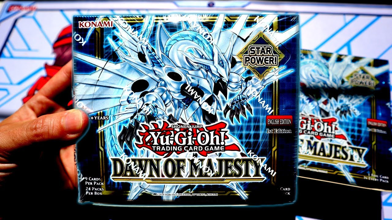 Dawn of Majesty *TCG EARLY OPENING*