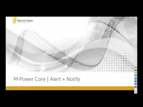 M-Power CORE  Essential Tools for Client and Server