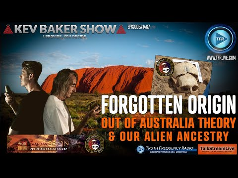 Forgetten Origin: Out Of Australia Theory, ET Skull & Our Alien Ancestry w/Steven & Evan Strong