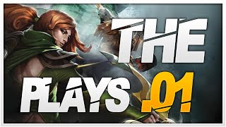 Dota 2 The Plays - Ep.1