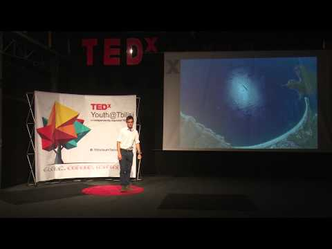 We should fly | Alexander Iskandarov | TEDxYouth@Tbilisi