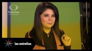 Victoria Ruffo trabaja duro en su nuevo proyecto 'Cita a ciegas' | Las Estrellas