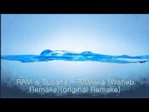 Awesome Free Trance FLP -RAM & Susana - RAMelia (Waheb Remake)